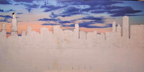 The Sketch & The Sky